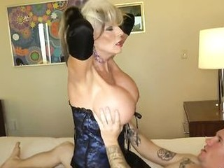 Pumping my Aunt Full of Cum with my Young 10 Inch Cock plus Femme Fatale