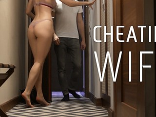 Cheating Wife Caught by Husband