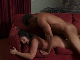 spot light - real orgasm - Milf Pounded to loud orgasm